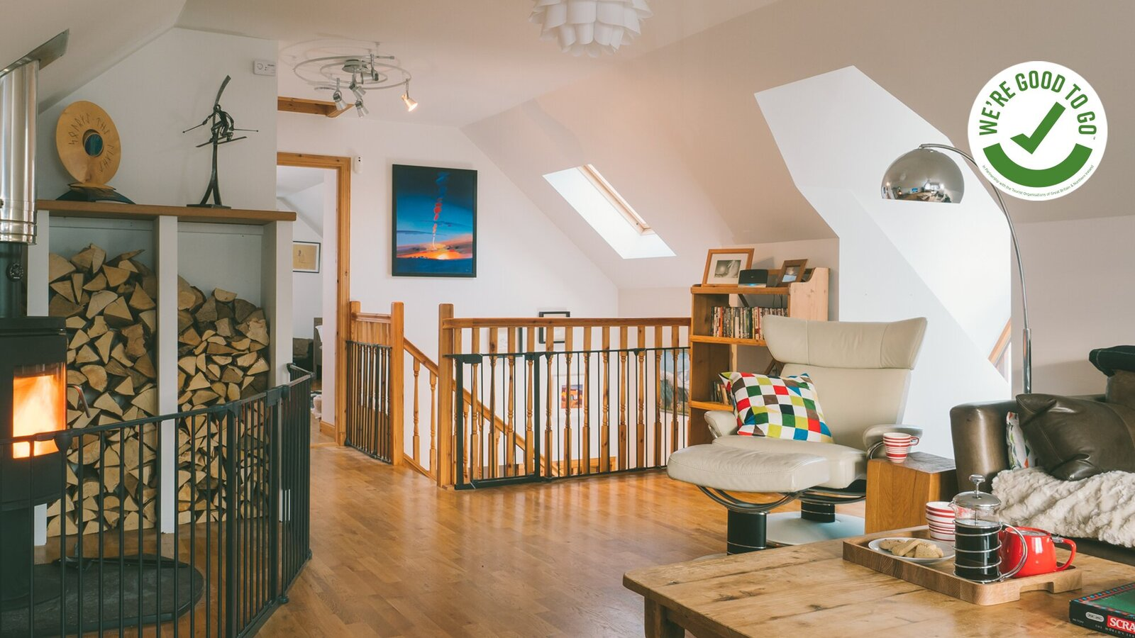 The Shambles - Luxury Lodge Aviemore with hot tub