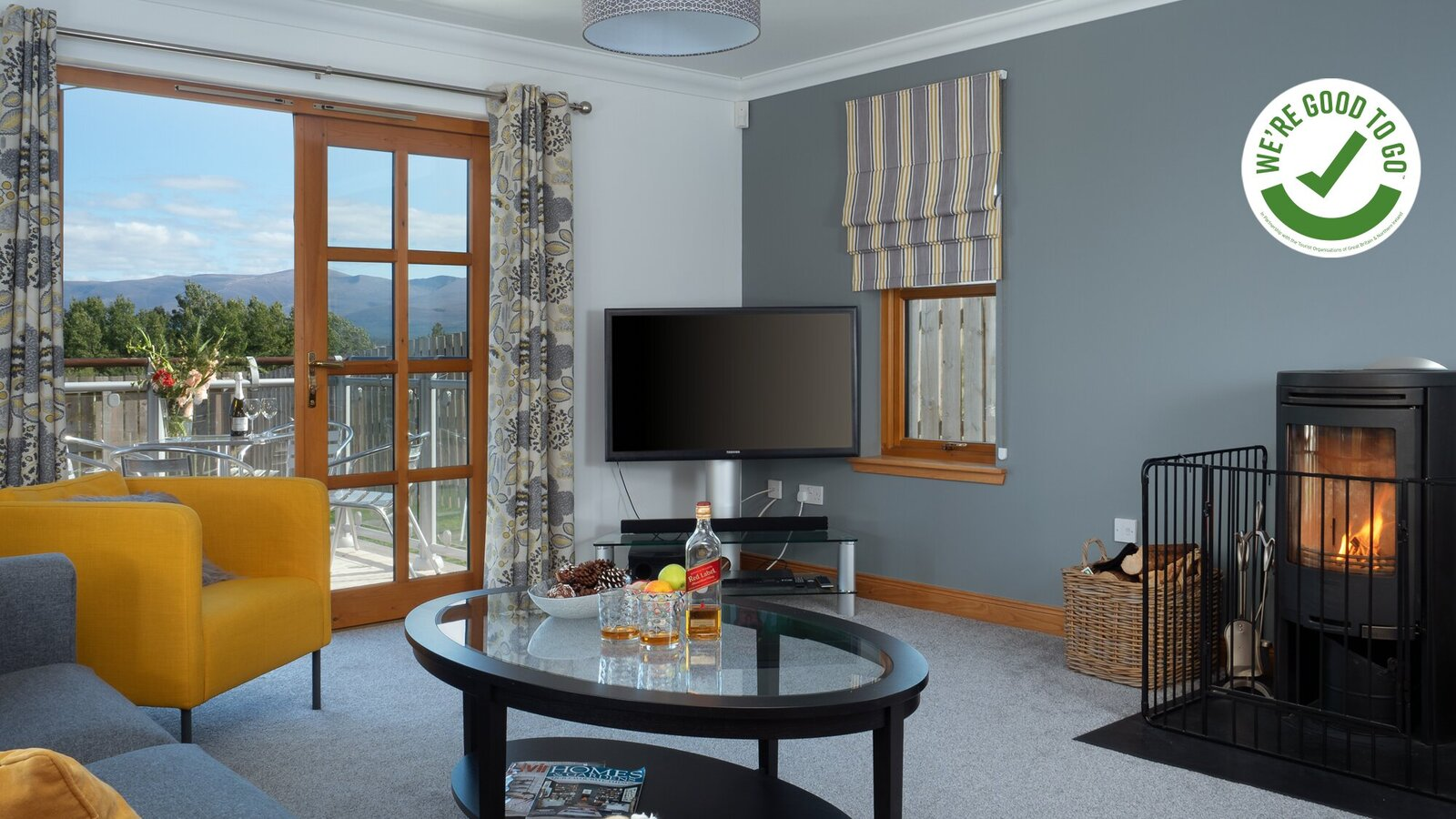 Snowmass Lodge - Luxury lodge in Aviemore.